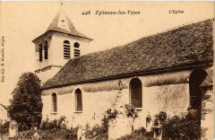 Epineau-les-Voves - L'Eglise France - Épineau-les-Voves