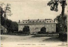 Sauvigny-le-Bois - Le Chateau France - Sauvigny-le-Bois