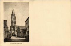 Saint-Pere - L'Eglise de Saint-Pere France - Saint-Père