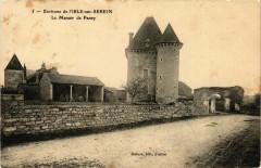 Le Manoir de Pancy - Environs de l'Isle-sur-Serein France - L'Isle-sur-Serein