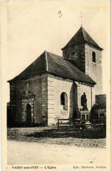 Vassy-sous-Pisy - L'Eglise France - Vassy-sous-Pisy