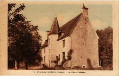 L'Isle-sur-Serein - Le Vieux Chateau France - L'Isle-sur-Serein