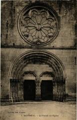 Montreal - Le Portail de l'Eglise France - Montréal