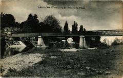 Appoigny - Le Pont et la Plage France - Appoigny