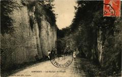 Appoigny - Les Rochers de l'Etroit France - Appoigny