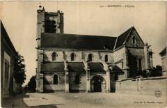 Appoigny - L'Eglise France - Appoigny