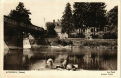 Appoigny - Le Pont France - Appoigny
