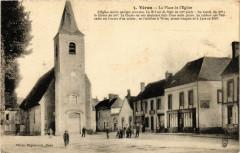 Veron - La Place de l'Eglise - Véron