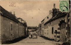 Villemer - Entrée du Pays cote de Chichery - Chichery