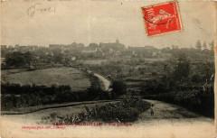 Santigny pres Guillon - Vue générale - Santigny