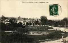 Poilly-sur-Serein - Vue générale 1908 - Poilly-sur-Serein