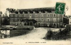 Poilly-sur-Serein - Le Moulin - Poilly-sur-Serein