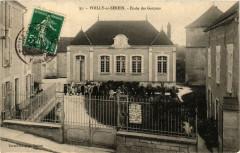 Poilly-sur--Serein - Ecole des Garcons - Poilly-sur-Serein
