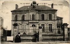 Val-de-Mercy - Les Ecoles et la Mairie - Val-de-Mercy
