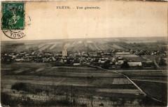 Fleys - Vue générale - Fleys
