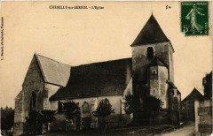 Chemilly-sur-Serein - L'Eglise - Chemilly-sur-Serein