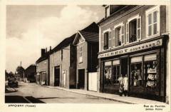 Appoigny - Rue du Pavillon - Appoigny