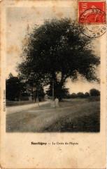 Santigny - La Croix du Pequis - Santigny