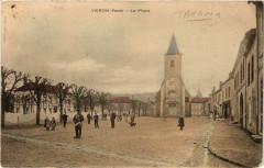 Veron - La Place - Véron