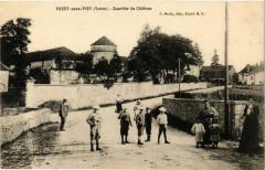 Vassy-sous-Pisy - Quartier du Chateau - Vassy-sous-Pisy