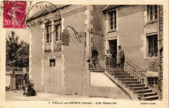 Poilly-sur-Serein - Café Restaurant - Poilly-sur-Serein