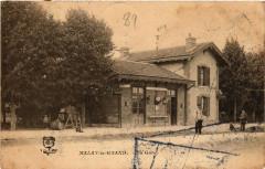 Malay-le-Grand - La Gare 89 Malay-le-Grand