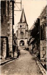 Pouilly-sur-Loire Rue de la Poterne Nievre - Pouilly-sur-Loire