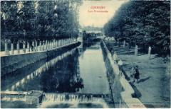 Corbigny Les Promenades Nievre - Corbigny