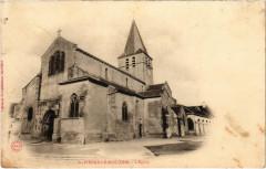 Saint-Pierre-le-Moutier L'Eglise Nievre - Saint-Pierre-le-Moûtier