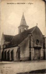 Brinon sur Beuvron L'Eglise Nievre - Beuvron
