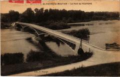 Saint-Pierre-le-Moutier Le Pont du Veurdre Nievre - Saint-Pierre-le-Moûtier
