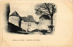Chateau de la Motte Josserand pres Donzy Nievre - Donzy