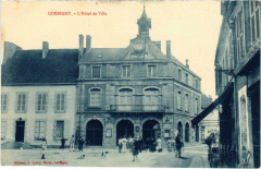 Corbigny L'Hotel de Ville Nievre - Corbigny