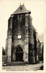 Saint-Amand en Puisaye L'Eglise Nievre - Saint-Amand-en-Puisaye