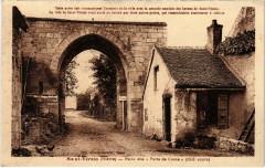 Saint-Verain Porte dite Nievre - Saint-Vérain