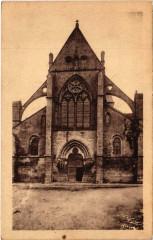 Varzy Portail de L'Eglise Nievre - Varzy