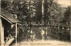 Donzy Les Bords du Nohain Nievre - Donzy