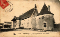 Premery L'Ancien Chateau Nievre - Prémery