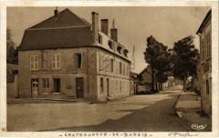 Chateauneuf-Val-de-Bargis - Postes Rue de la Charite - Châteauneuf-Val-de-Bargis