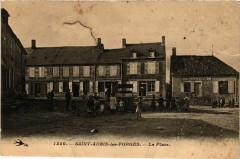 Saint-Aubin-les-Forges La Place - Saint-Aubin-les-Forges