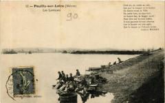 Pouilly-sur-Loire Les Laveuses - Pouilly-sur-Loire
