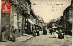 Premery La Grande Rue - Prémery