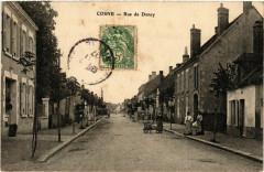 Cosne Rue de Donzy - Donzy