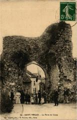 Saint-Verain La Porte de Cosne - Saint-Vérain