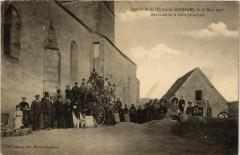 Inventaire de l'Eglise de Sermages 1906 Barricade - Sermages