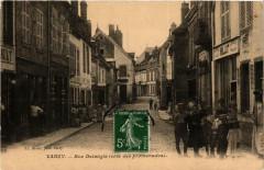 Varzy Rue Delange. cote des promenades - Varzy