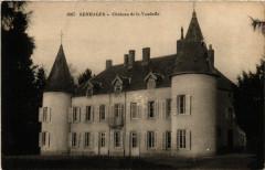 Sermages - Chateau de la Vandelle - Sermages