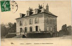 Marzy - Chateau de Saint-Beaudiere - Marzy