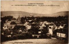 Chateauneuf-Val-de-Bargis - Vue générale prise de la Route - Châteauneuf-Val-de-Bargis
