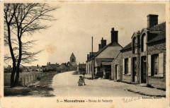 Menestreau - Route de Sennely - Menestreau